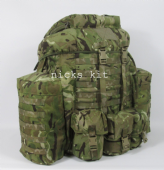 MTP AIRBORNE BERGEN WITH MOLLE SIDE POCKETS 1